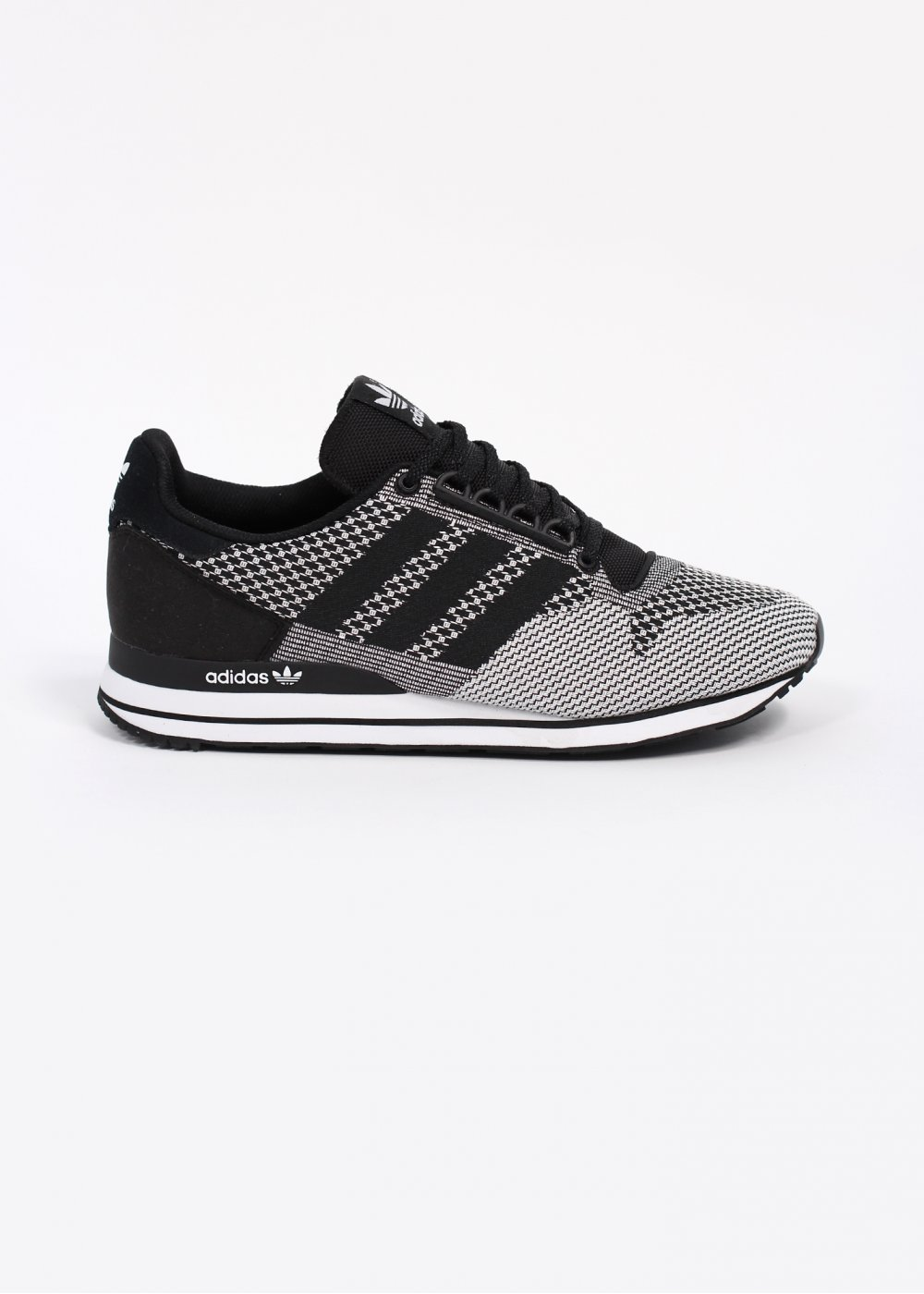 huge discount bf73c 0d56c ZX 500 OG Weave Trainers - Black  Running White
