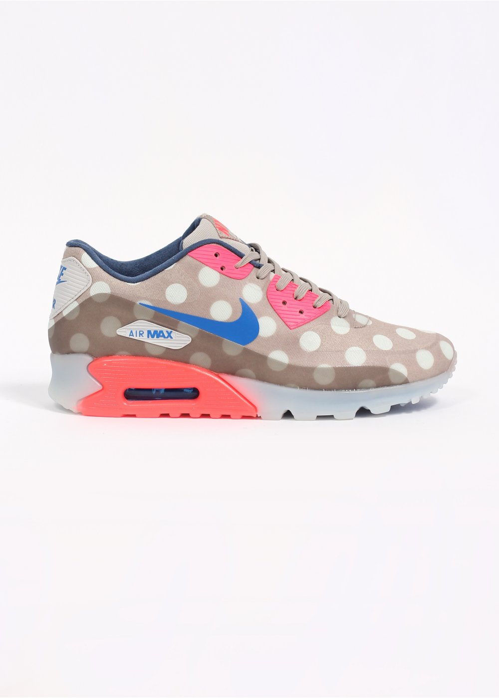 huge selection of 2db80 15ecc Nike Air Max 90 Ice City Series 'NYC' Trainers - Classic Stone ...