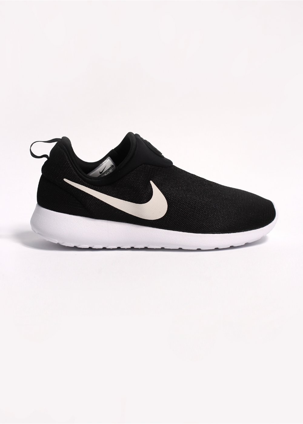 Nike Roshe Run ;BlackWhite ;