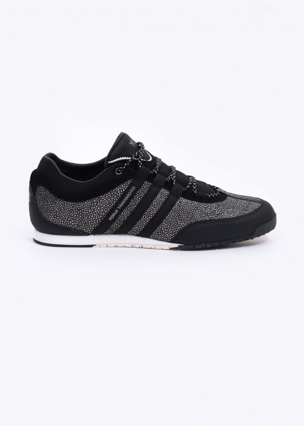 b5f0c21aad22 adidas x Y3 Boxing Trainers - Black   Grey