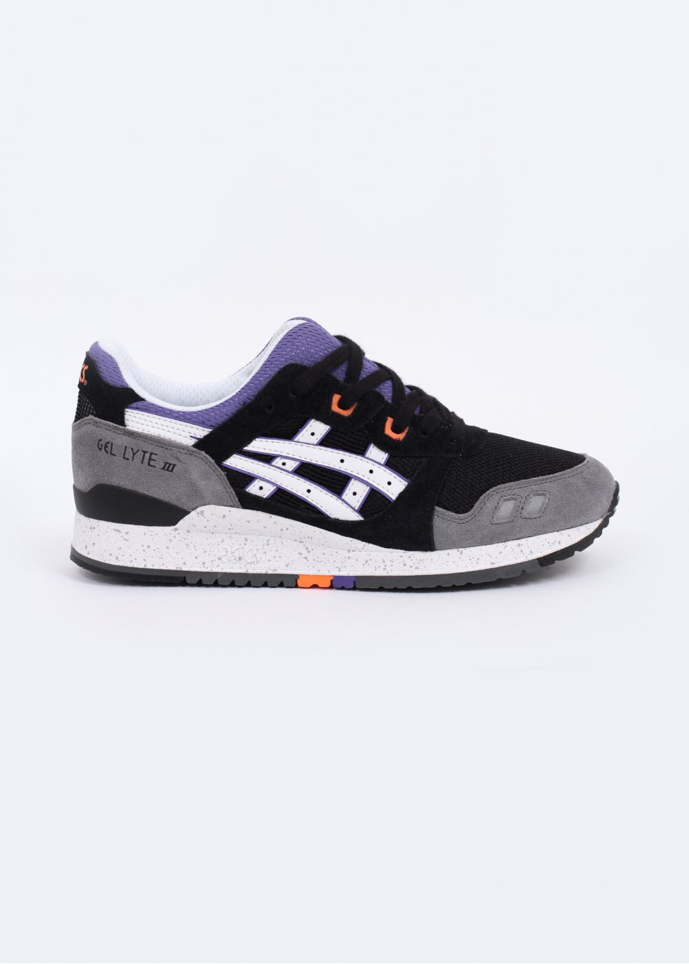 detailed pictures 14f2b 17099 Gel-Lyte III 'Illusion' Trainers - Black / White