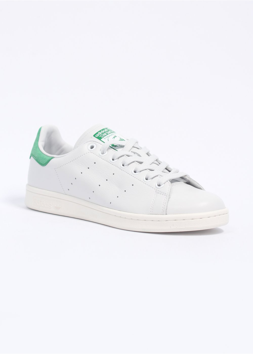 adidas Originals Footwear Stan Smith Trainers Neo White Fairway Green