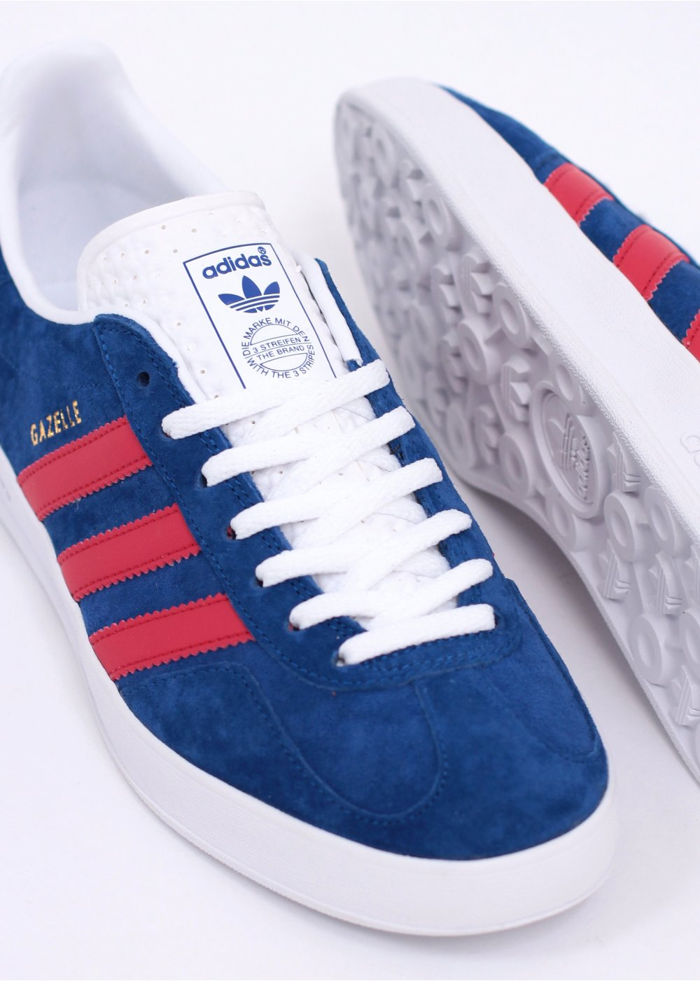 Gazelle Indoor Trainers - Royal Blue / Red