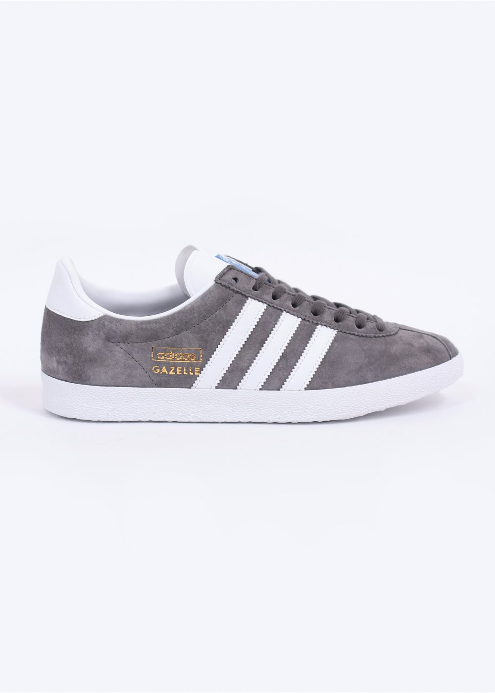 adidas Originals Footwear Gazelle OG Trainers Dark Grey