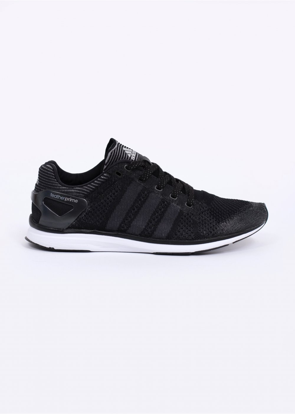 online store 38b09 439dd Adizero Feather Primeknit Trainers - Black  Phantom