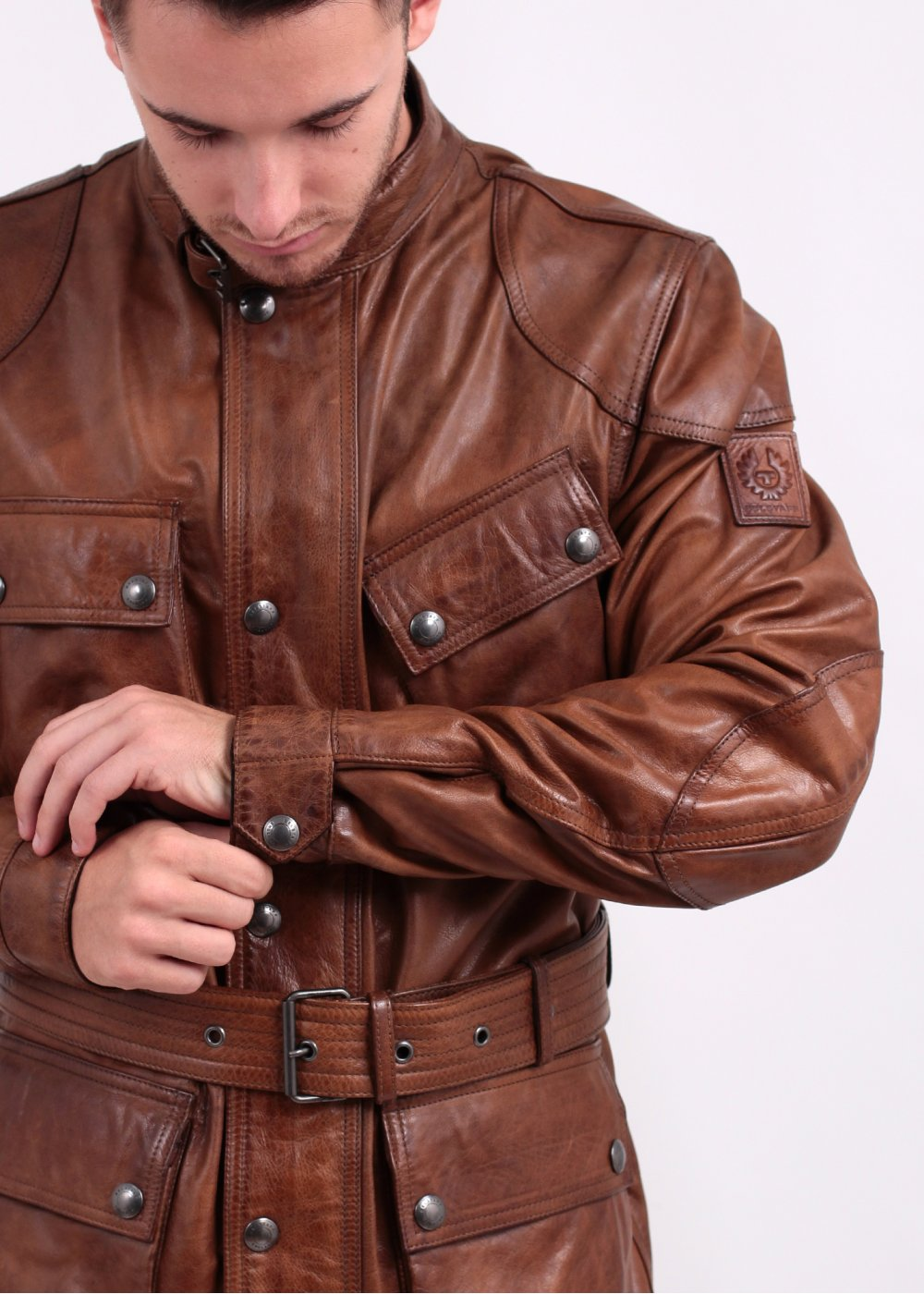 Belstaff Leather Wax