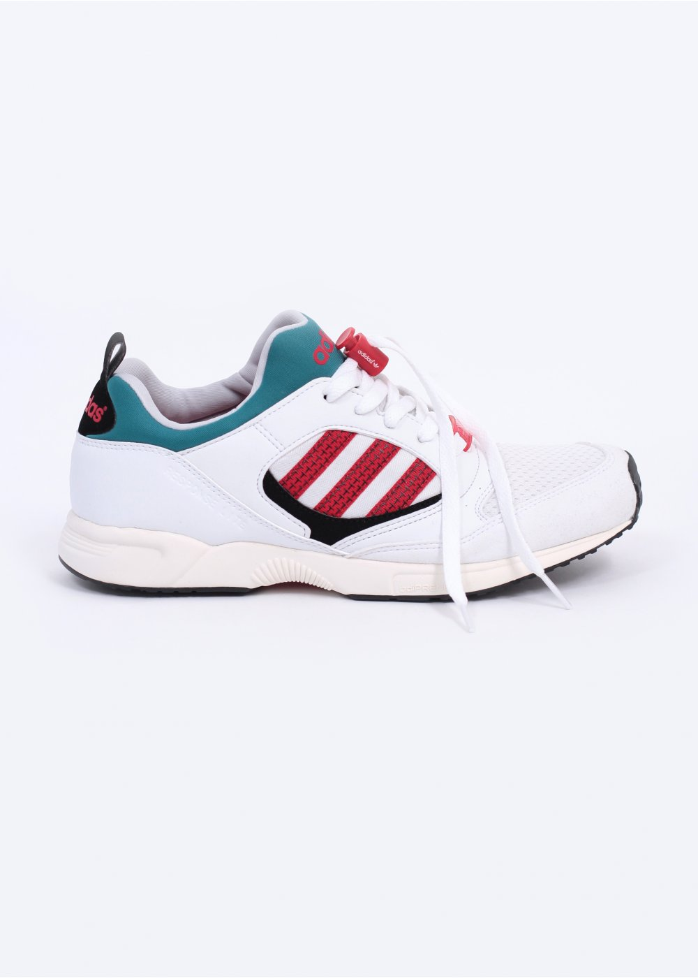 quality design a6bc1 1a07a adidas Originals Footwear Torsion Response Trainers - White / Red