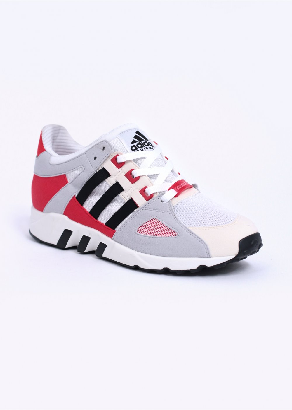 b031bcd9d65f Equipment EQT Running Guidance 93 Trainers - Running White   Black   Red