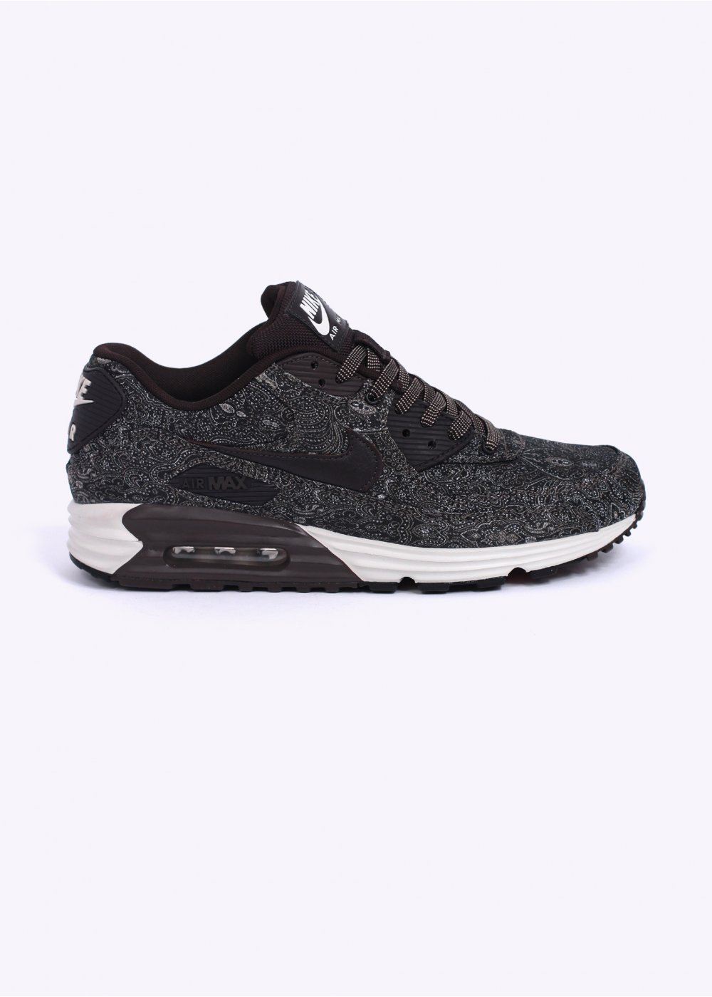 01c4c9ba35 Nike Air Max Lunar 90 'Suit & Tie' PRM QS Trainers - Velvet Brown ...