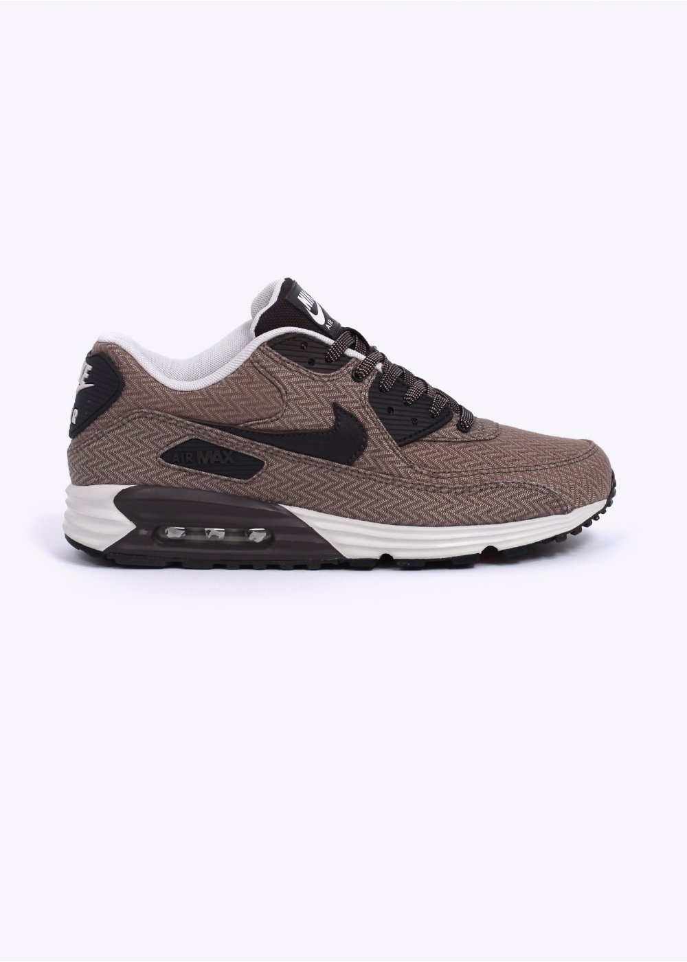 dad2ad394a Nike Air Max Lunar 90 'Suit & Tie' PRM QS Trainers - Dark Dune ...