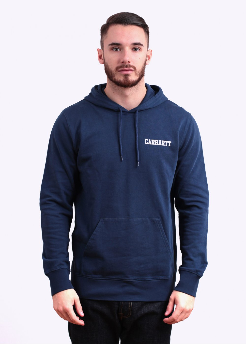 Carhartt College Script Hooded Top CP977