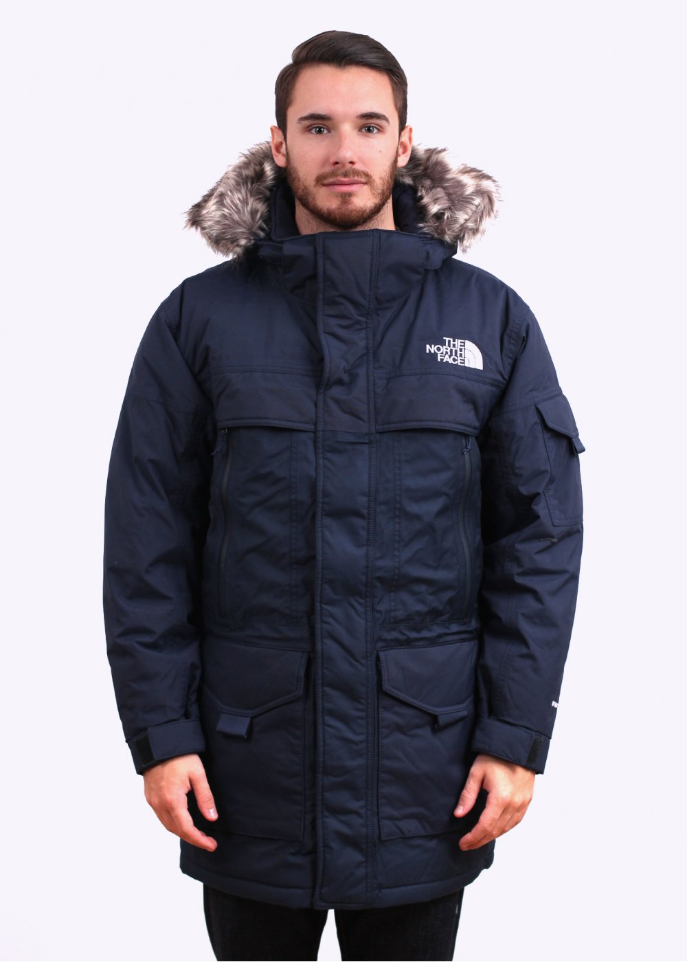 the north face mcmurdo parka 2 navy