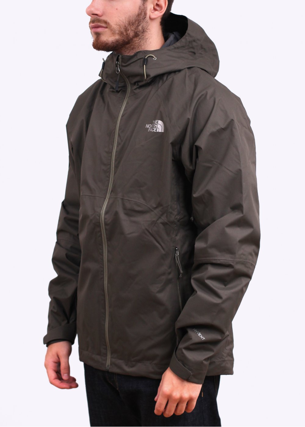 north face sequence