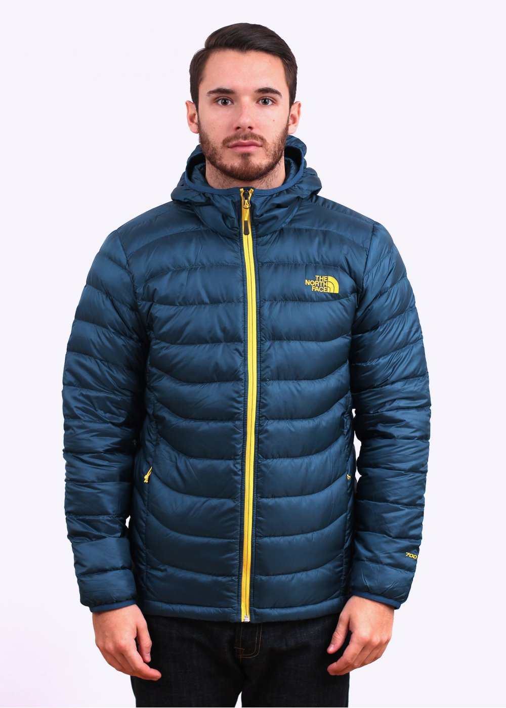 The North Face New Imbabura Hooded Jacket - Montery Blue 936c697bd