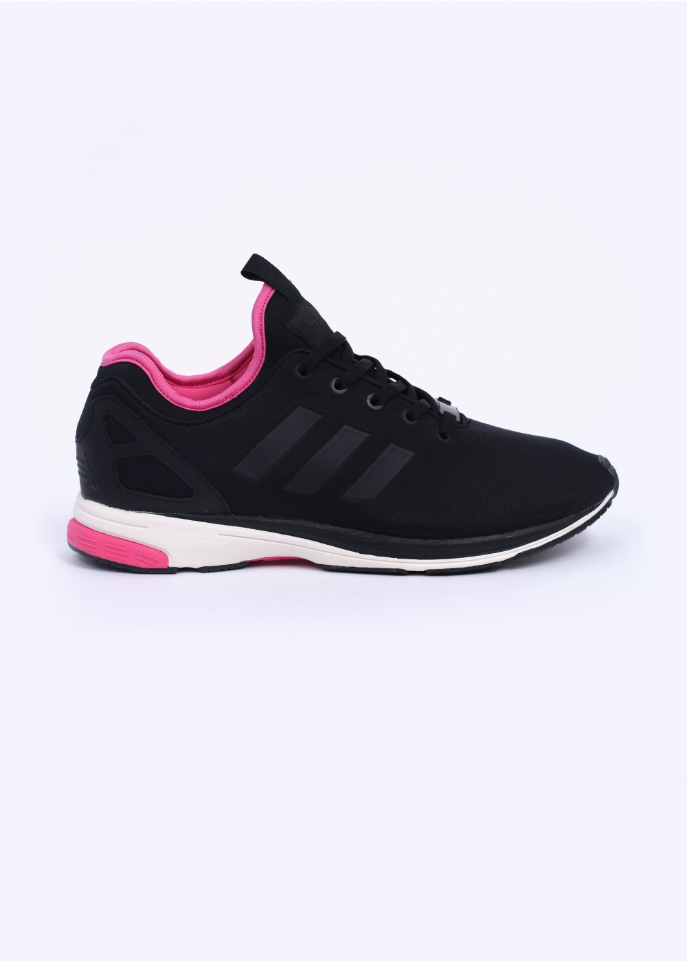 half off 263c3 08c1b adidas Originals Footwear ZX Flux Tech NPS Trainers - Black / Pink