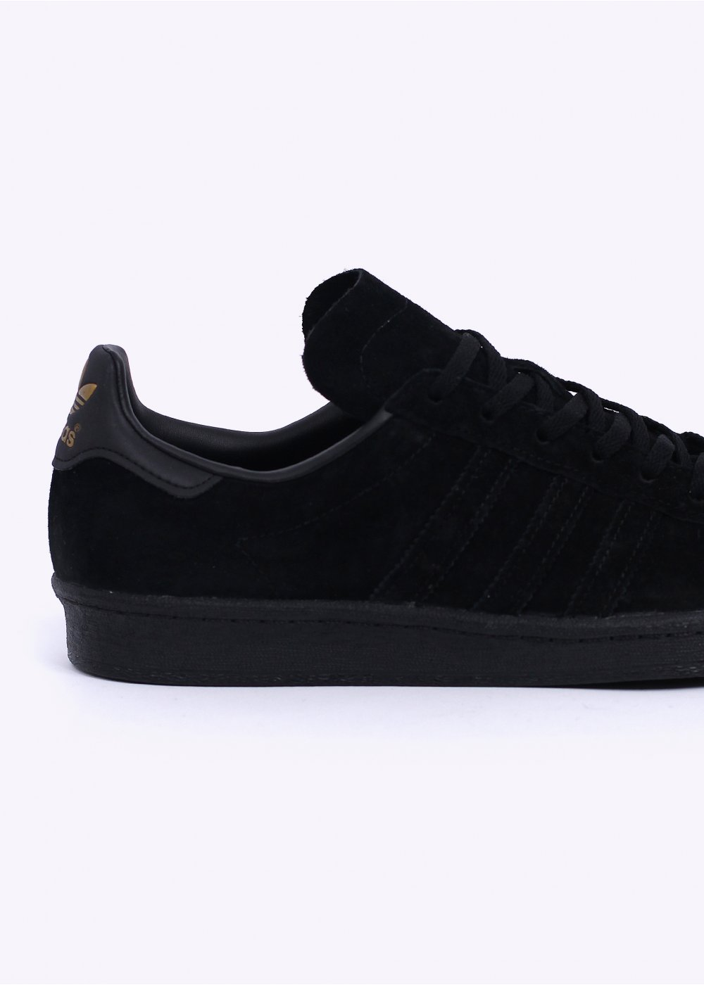quality design 43ace 8462f Campus 80  039 s Trainers - Black