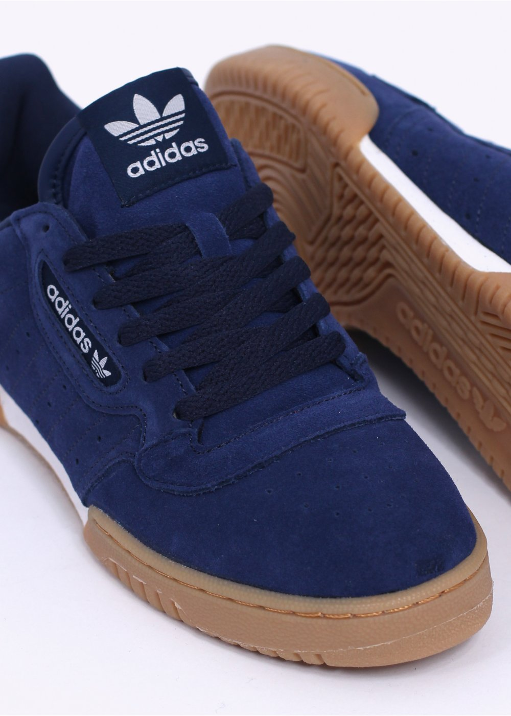 outlet boutique huge selection of offer discounts adidas Originals Footwear Powerphase OG Trainers - Dark Blue