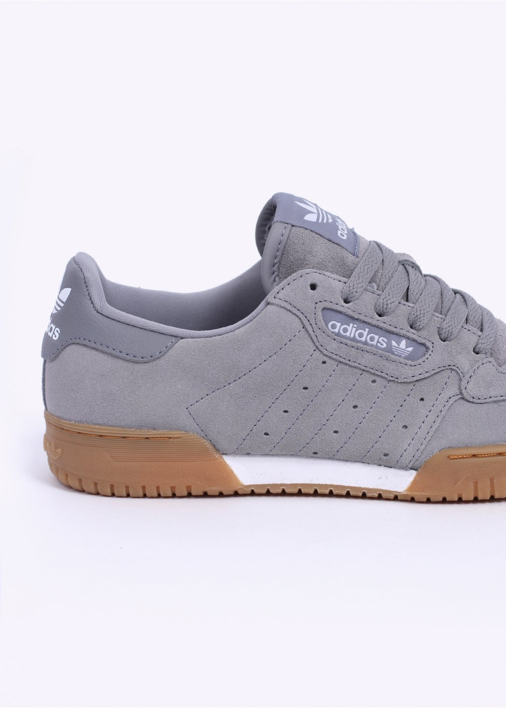 price reduced pre order shoes for cheap adidas Originals Footwear Powerphase OG Trainers - Grey