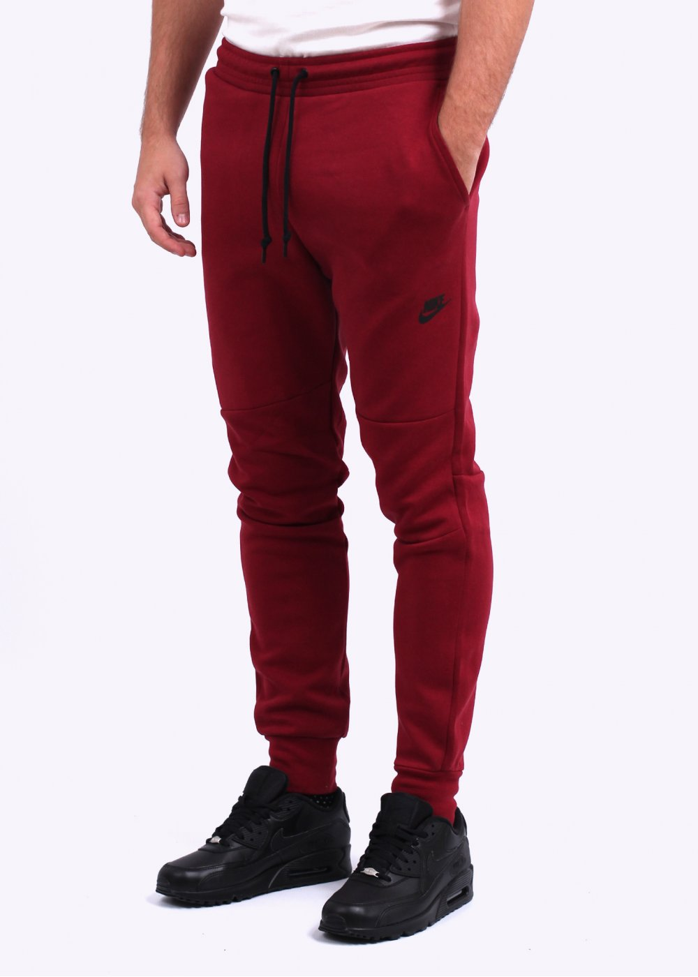 d61e1753 Nike Tech Fleece Pant - Burgundy