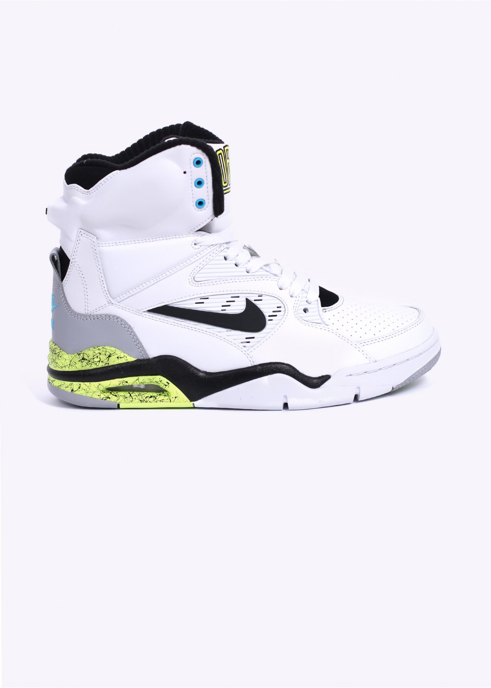 85df0ebf003e3 Nike Air Command Force  Billy Hoyle  Trainers - White   Black   Wolf ...