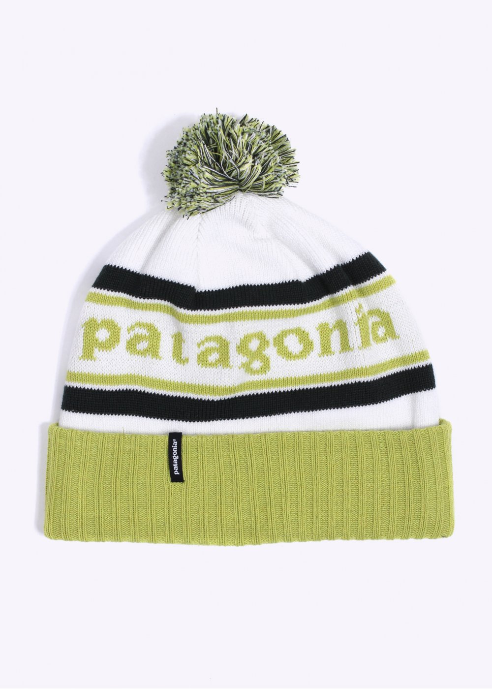 20680589e7ff8 Patagonia Powder Town Beanie - Birch White