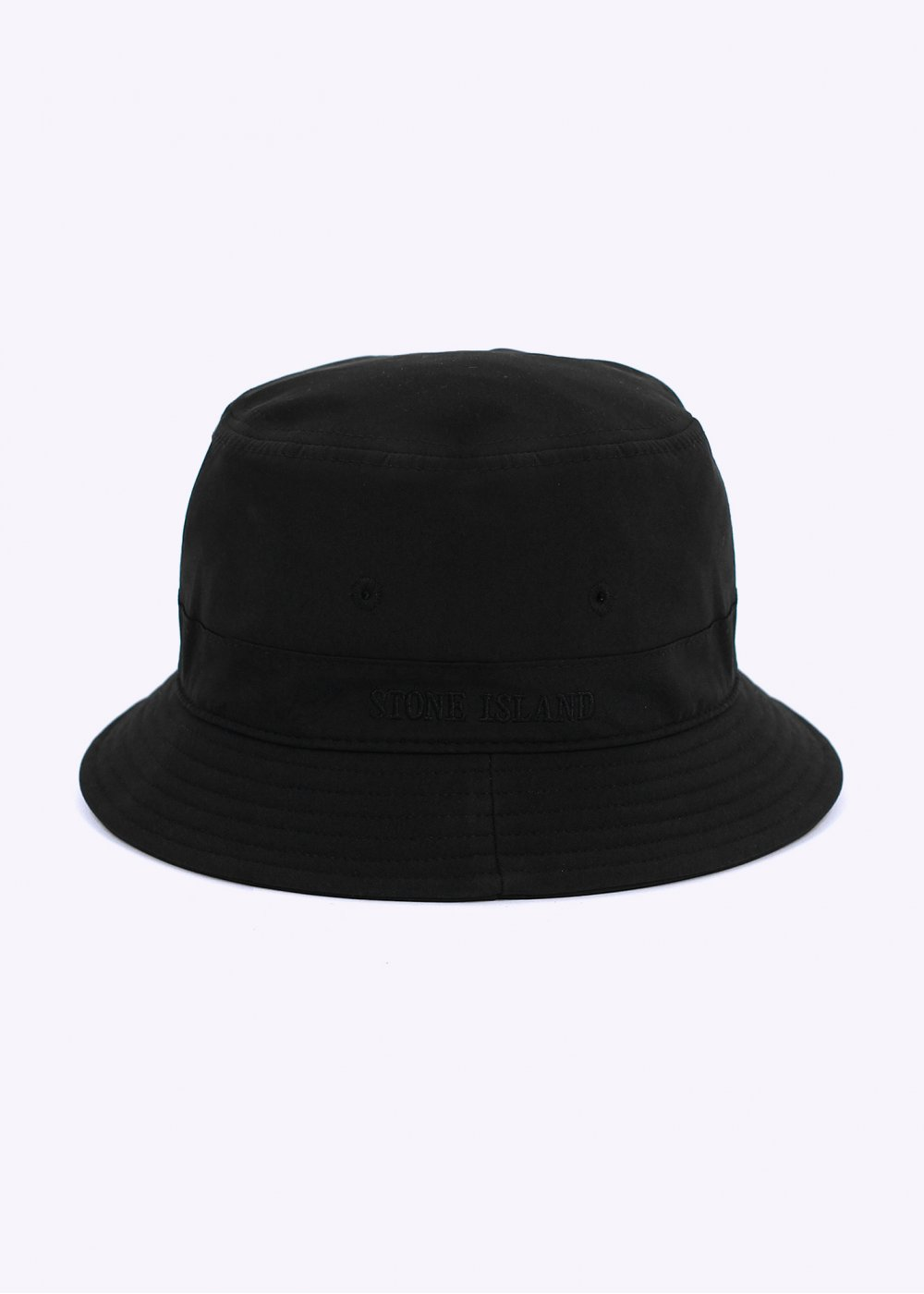 Stone Island Bucket Hat - Black f1d010aac24