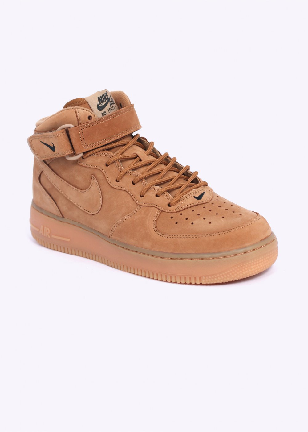 Outdoor Green Qs 'wheat Mid Pack' Force Quickstrike 1 Air Nike Flax Premium Trainers '07 f67IYbymgv