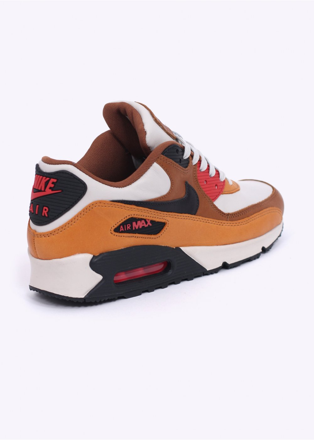 Nike Quickstrike QS Air Max 90 'Escape Pack' Light Bone Ale Brown Bronze Black Pine