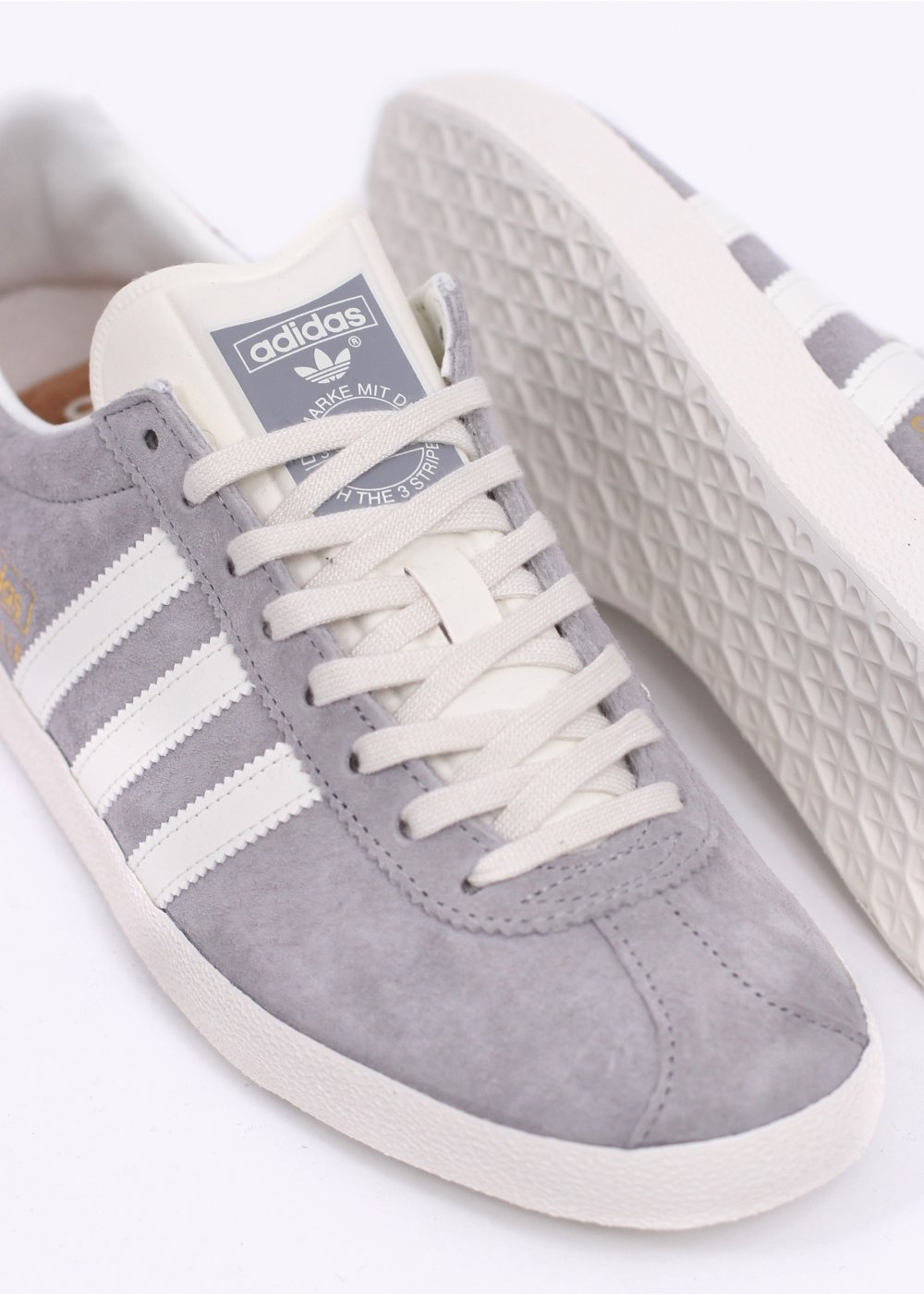 adidas Originals Gazelle OG Gazelle OG Trainers - Grey 1e12b8752