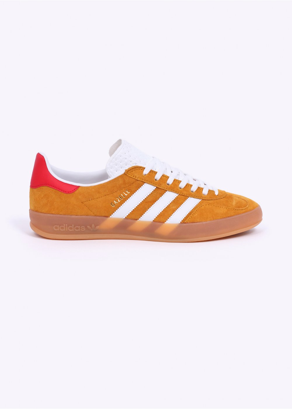 competitive price 4c300 5a902 Gazelle Indoor Trainers - Collegiate Gold   White