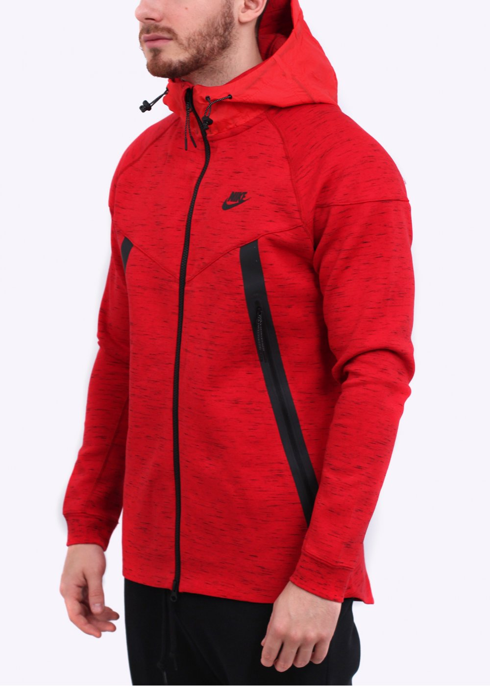 red nike jumpsuit