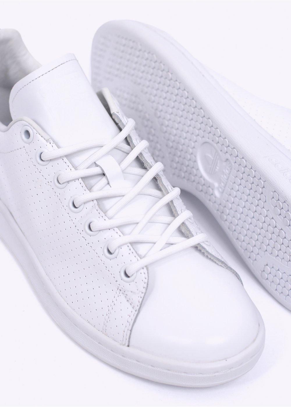 Stan Smith Trainers - All White