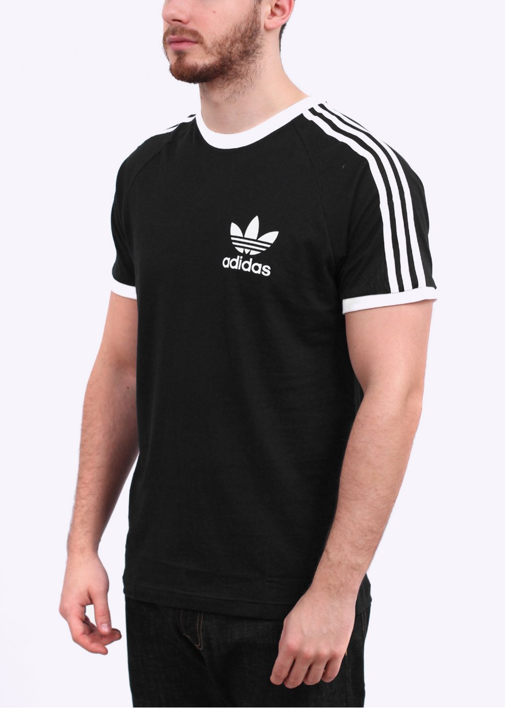69091fee43 adidas Originals Sports Ess Tee - Black