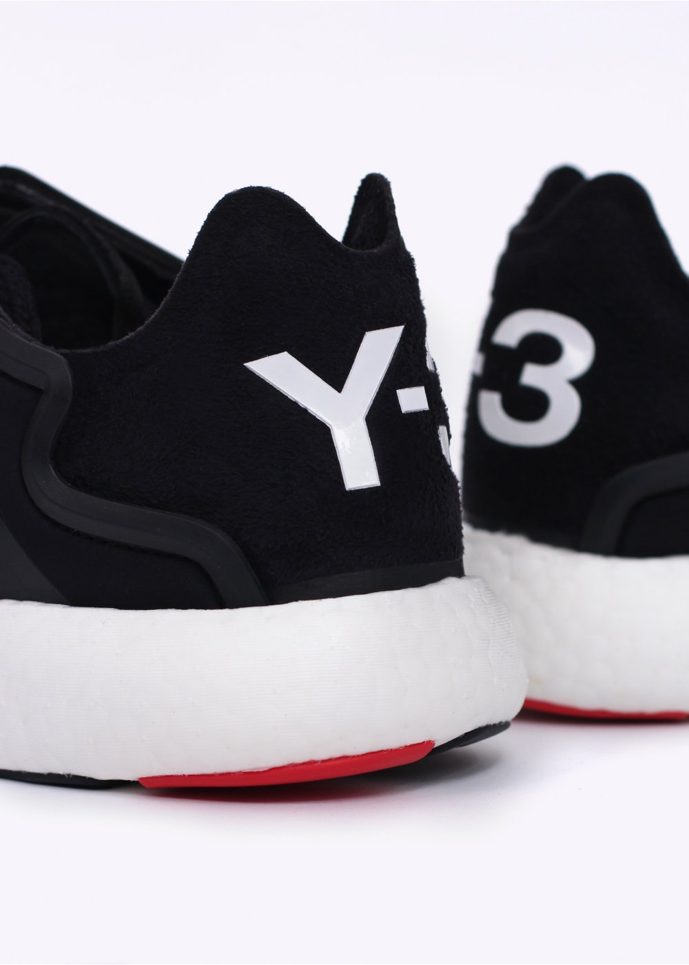 wholesale catch release date Y3 / adidas - Yohji Yamamoto Yohji Boost Trainers - Black / White