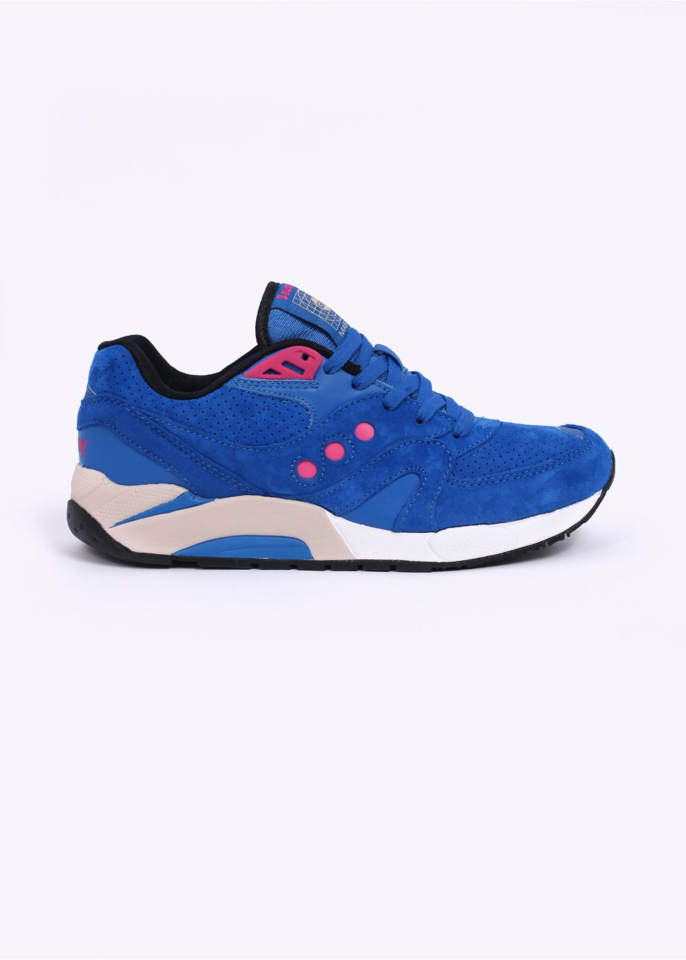 Saucony G9 Control Neon Nights Trainers