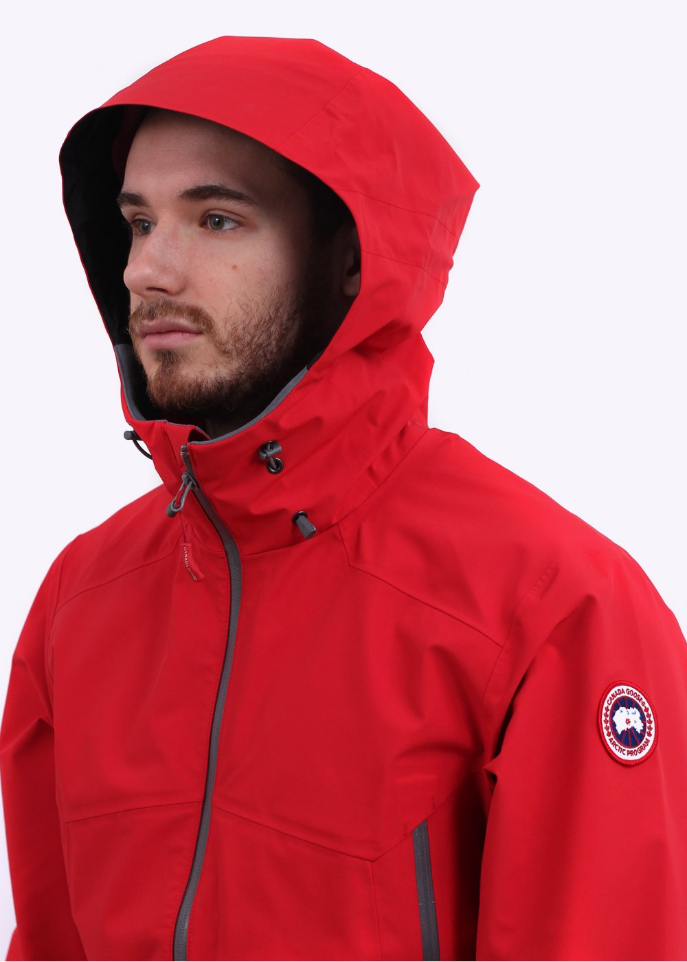 hot-selling newest attractive colour superior materials Canada Goose Canyon Shell Jacket - Red