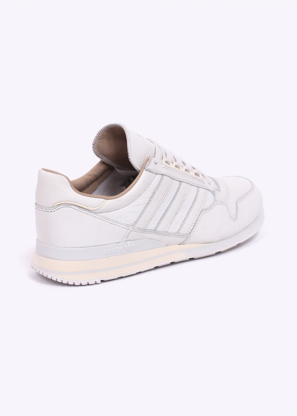 adidas zx 500 og retro white trainers