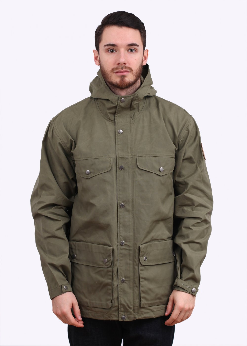 Fjallraven Greenland Jacket - Green 2ca7a33f537