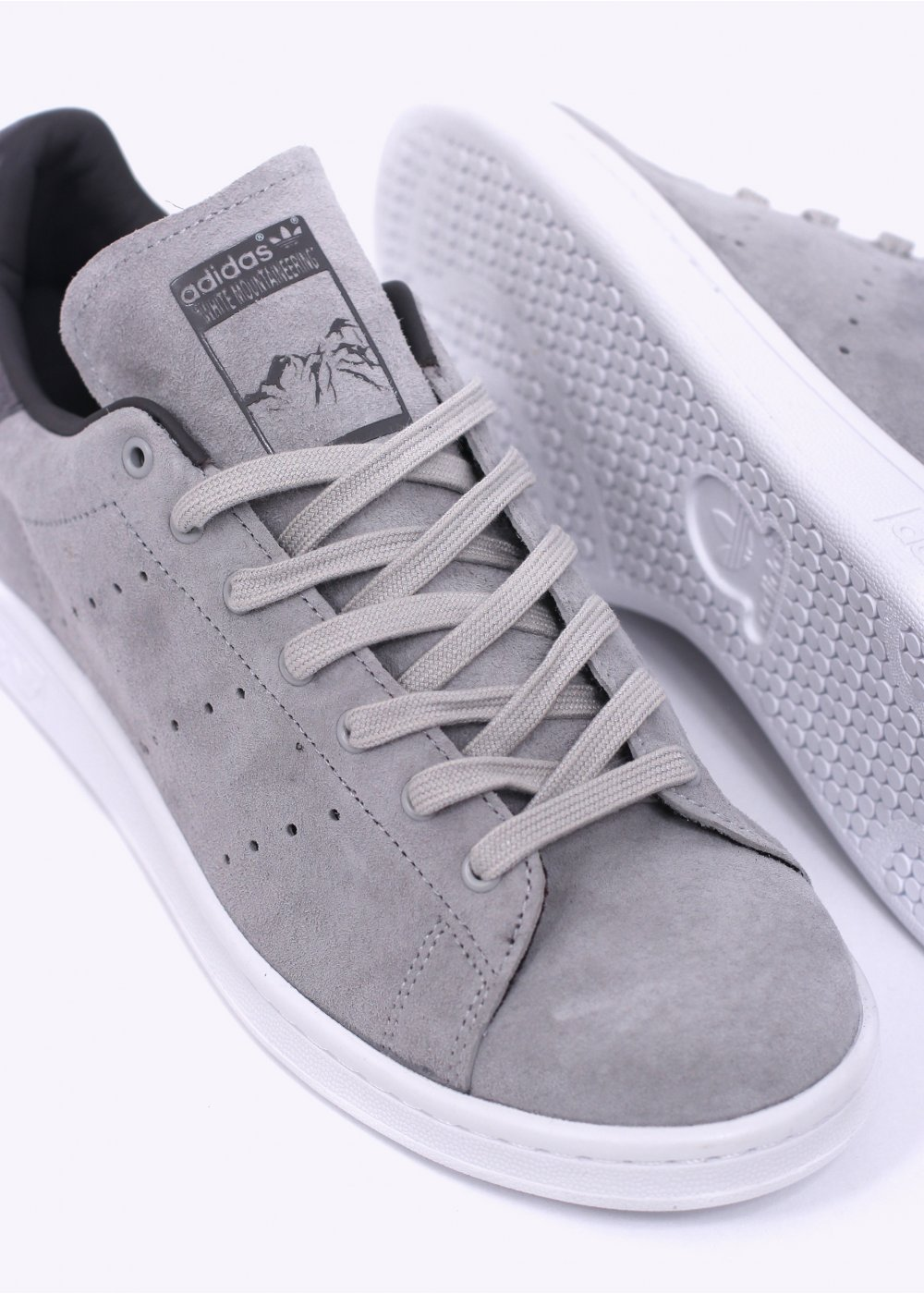 adidas Originals x White Mountaineering Stan Smith Trainers - Onix ... db1d65c17