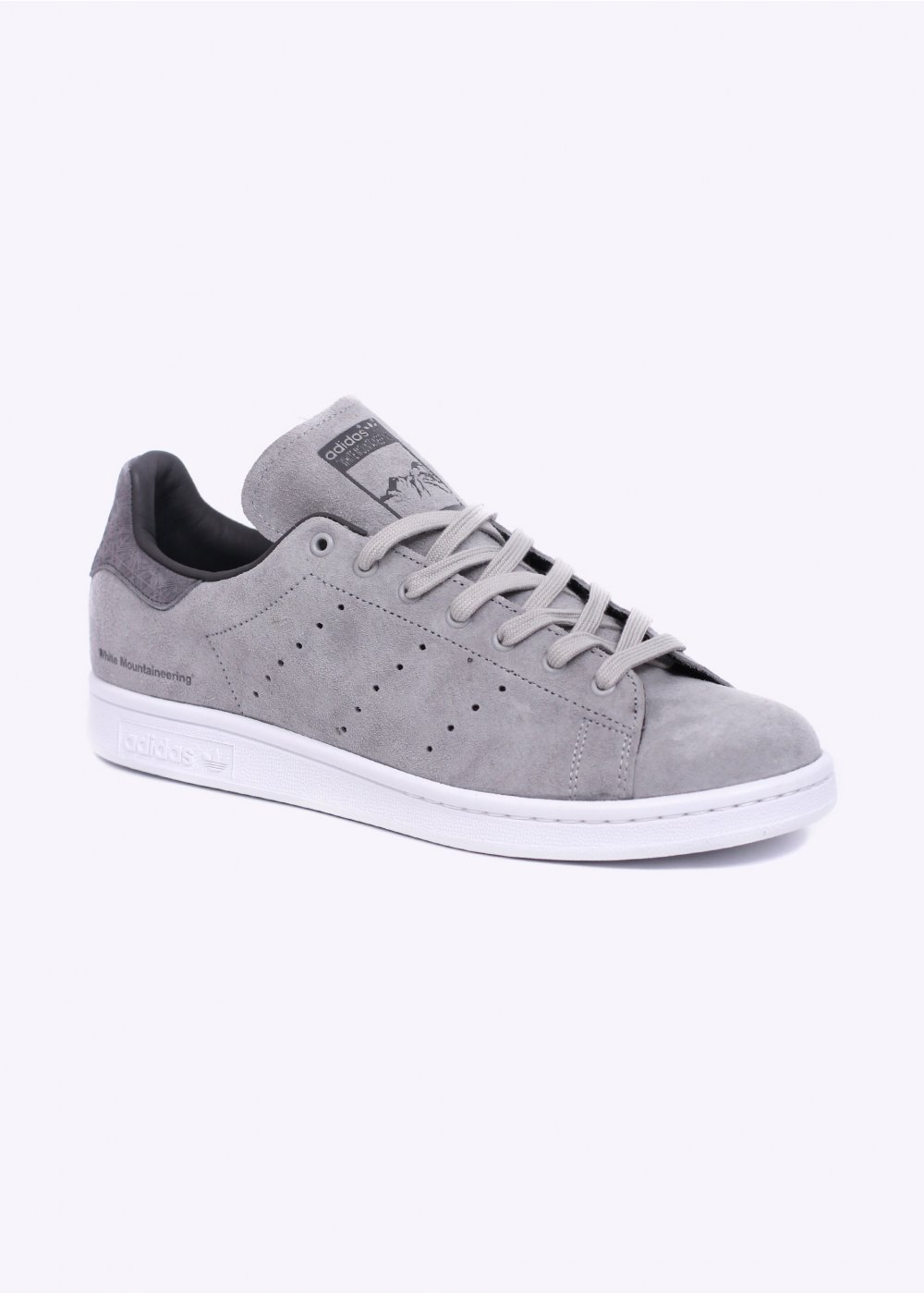 new style b67a4 c07b3 adidas Originals Footwear x White Mountaineering Stan Smith Trainers - Onix  / White