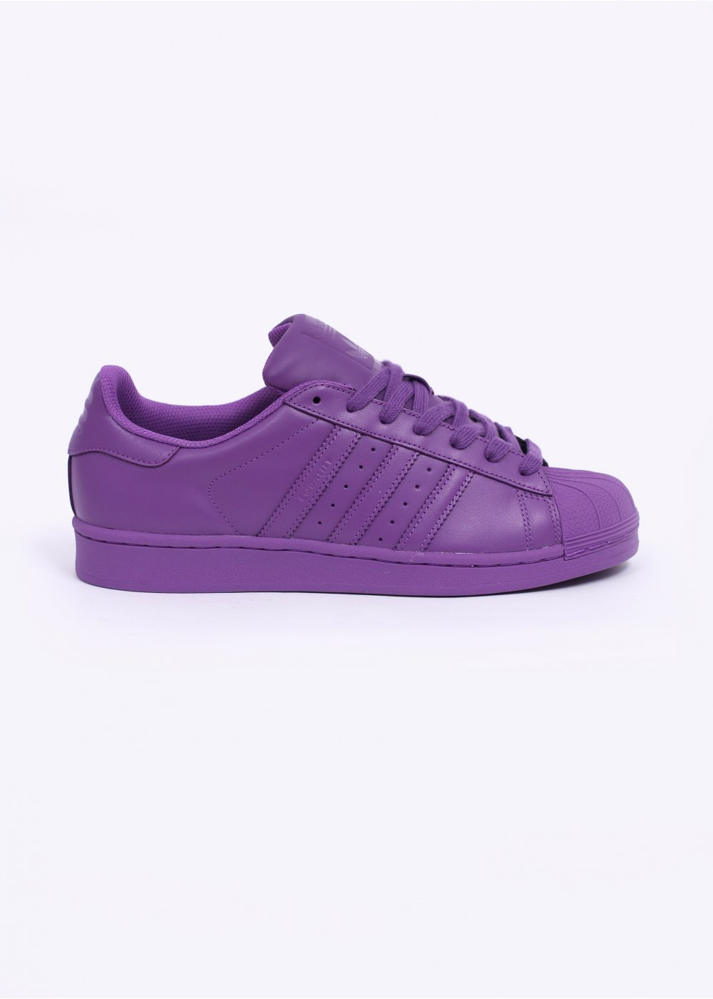 best sneakers a2e32 00289 Superstar Supercolour - Ray Purple