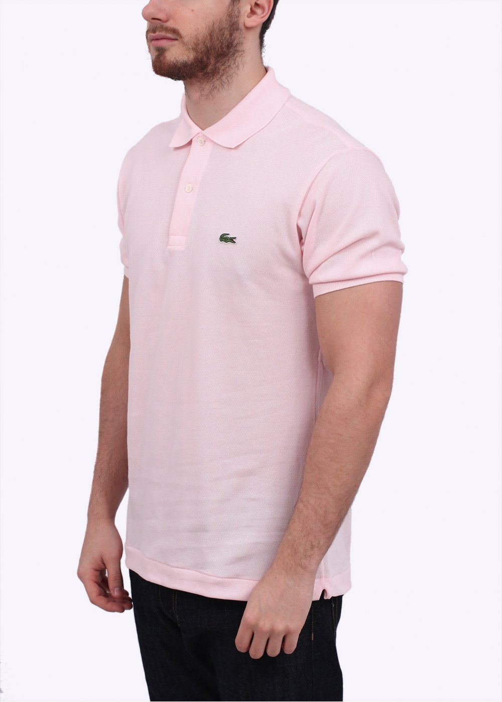 pink polo lacoste sale   OFF72% Discounts 75c5919d4f