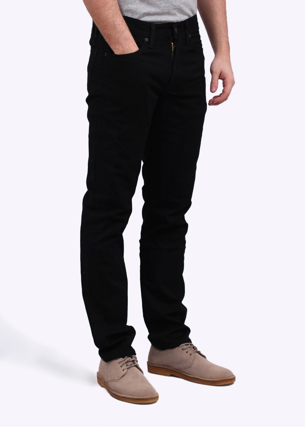 e925fc4e81 Levi's Red Tab 511 Slim Fit Jeans - Moonshine Black