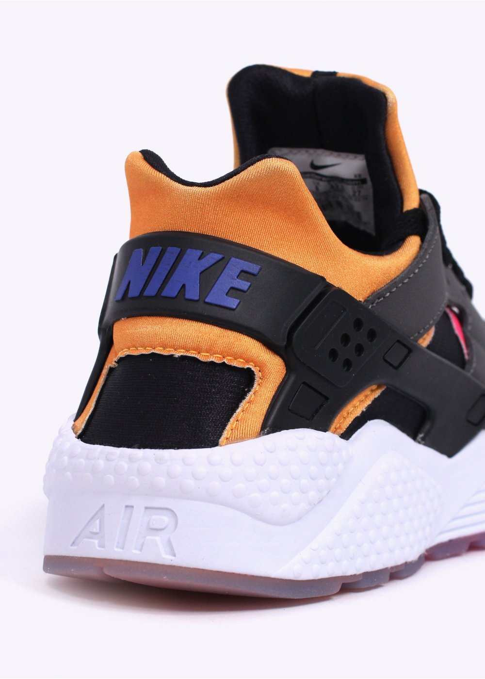 size 40 21c28 a5675 Nike Footwear Air Huarache Run 'Sunset Rainbow' SD Trainers - Black / Volt  / Tour Yellow / Pink