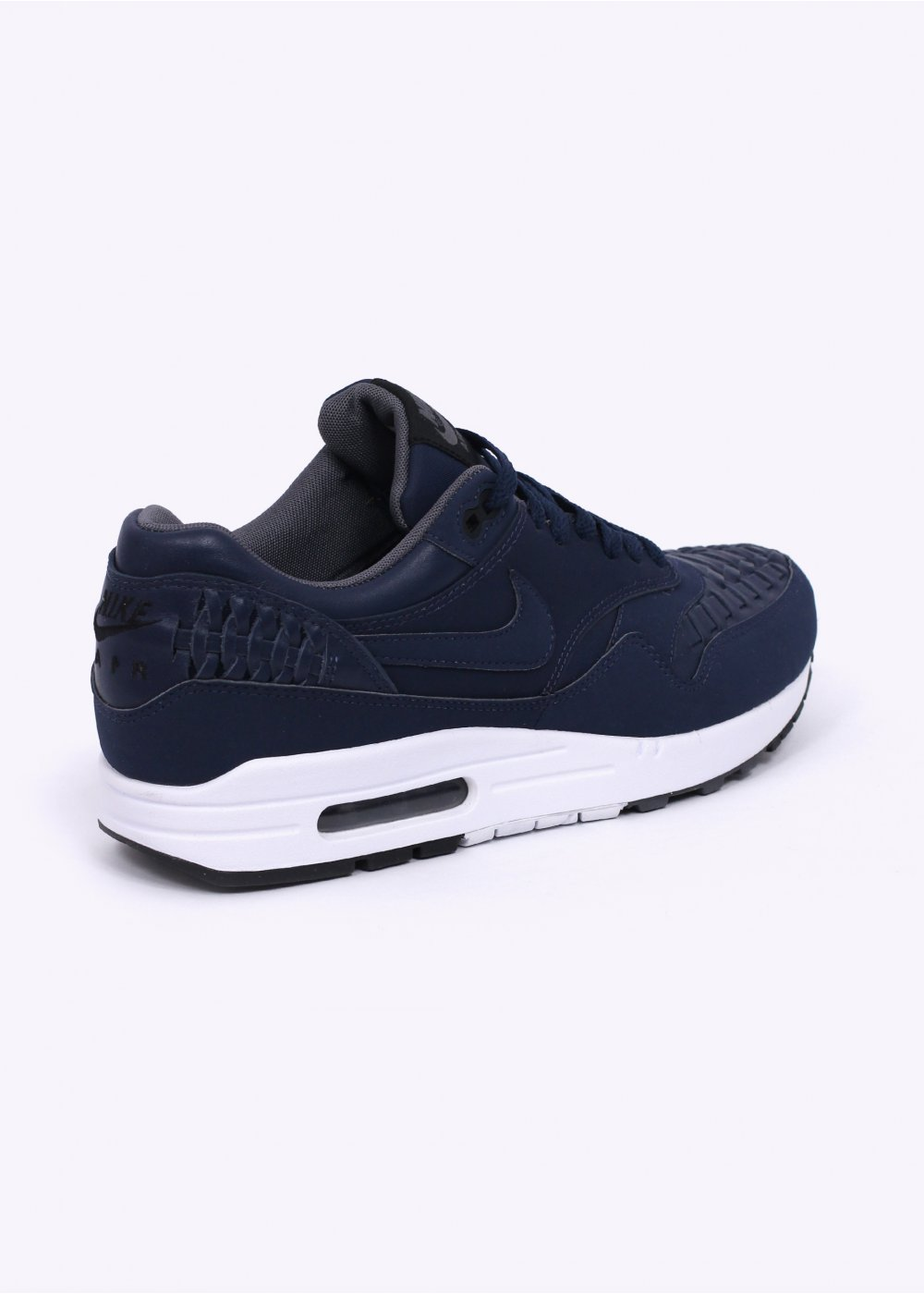 Nike Air Max 1 Woven Trainers