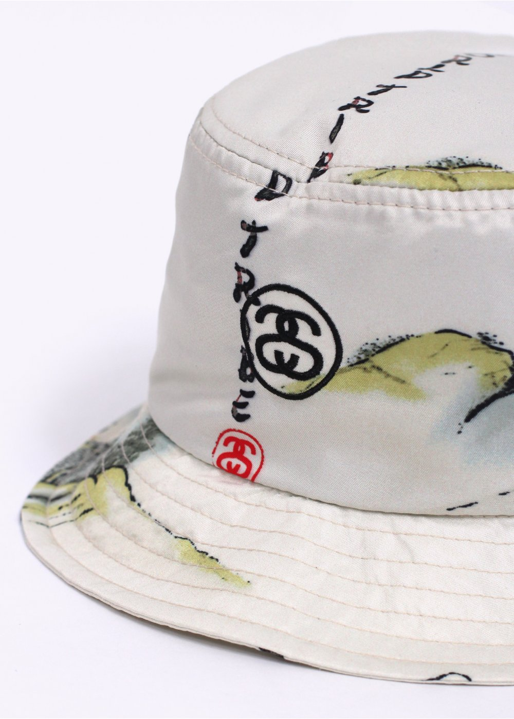 Stussy Chinese Bucket Hat - Natural 0a579e6a6f