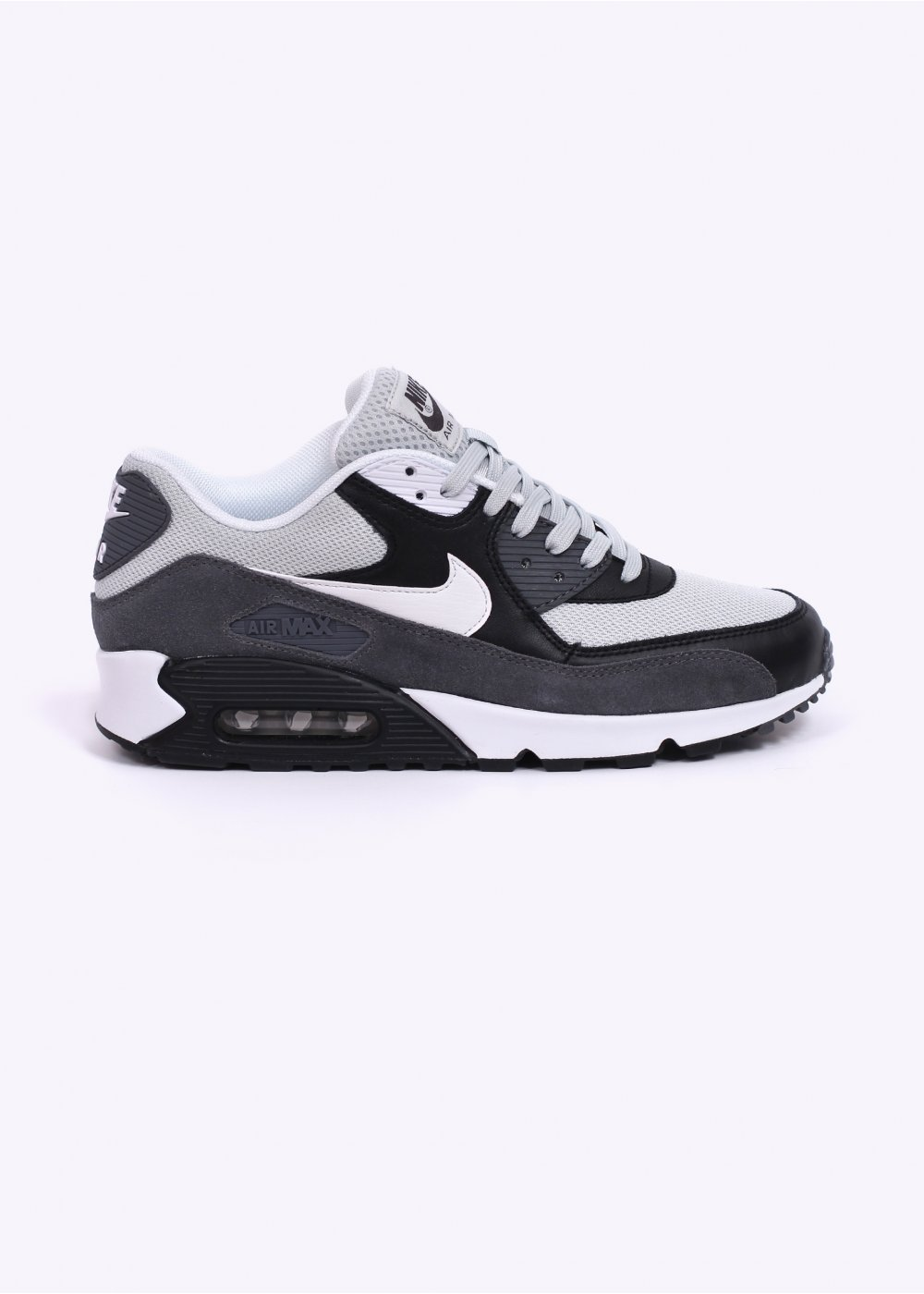 d520d7d35c Air Max 90 Essential Trainers - Grey Mist / Black / Dark Grey