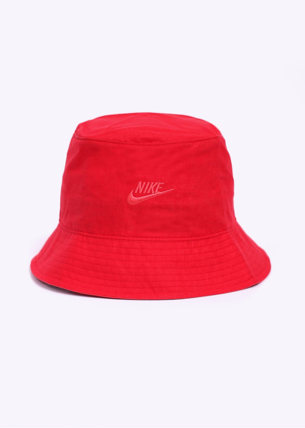 Nike Logo Bucket Hat - Red 2a601402293