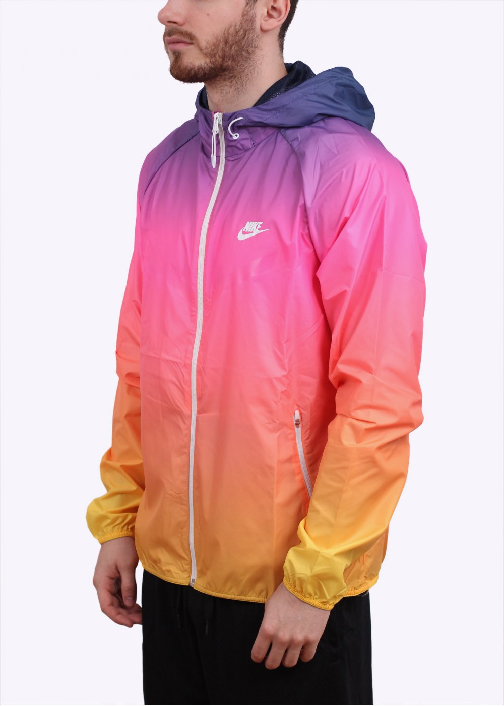 the latest 466d2 f5a59 Sunset Windrunner - Purple   Pink