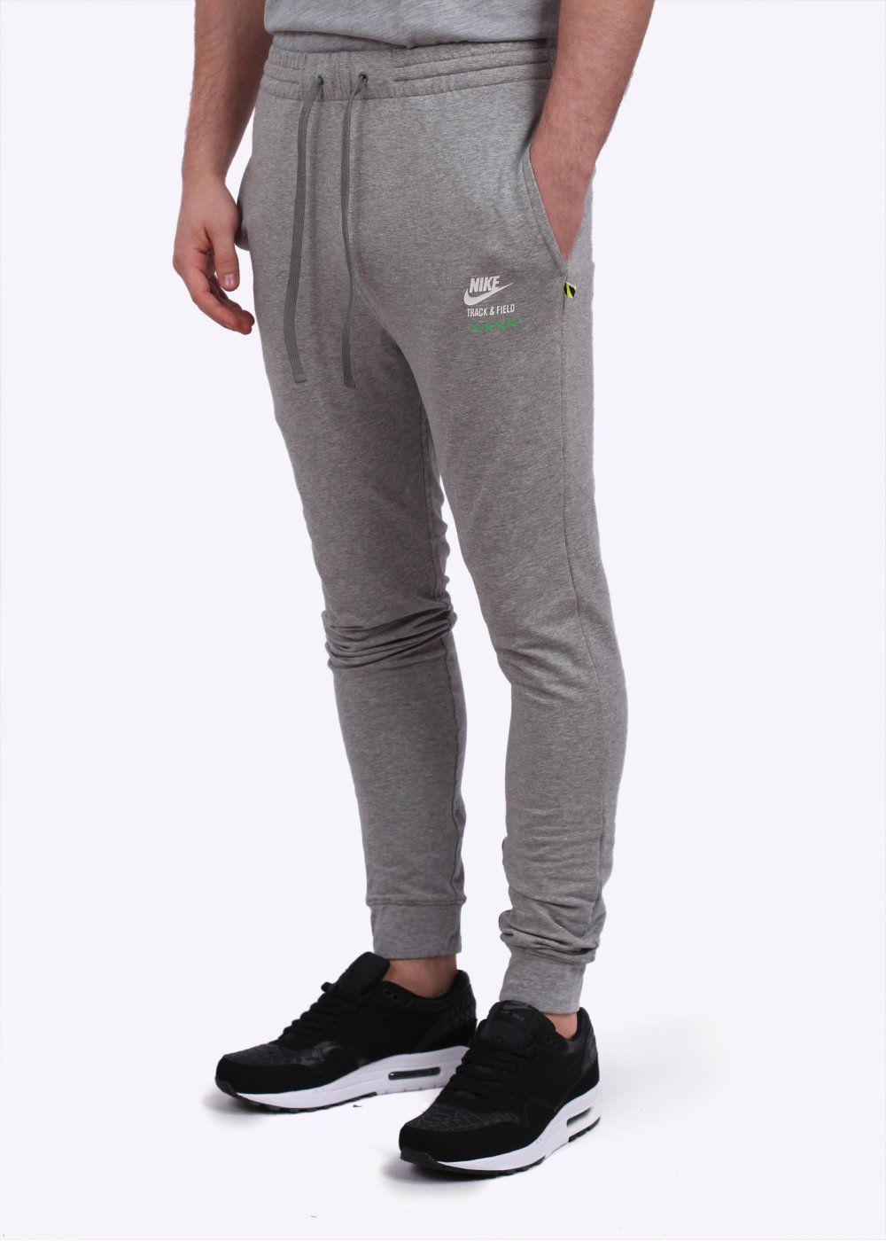 nike sportswear ntf slim jogging pant light grey. Black Bedroom Furniture Sets. Home Design Ideas